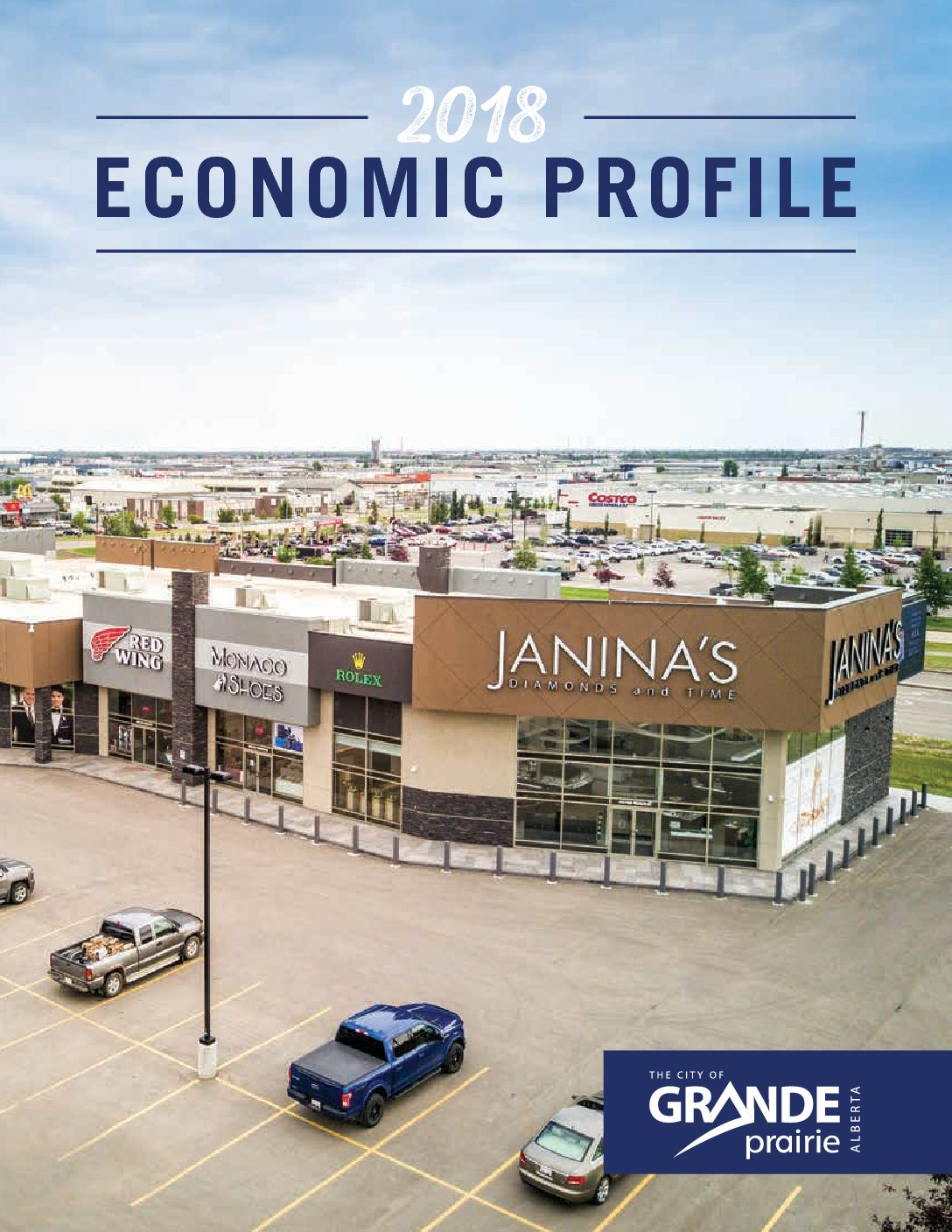 City of Grande Prairie – 2018 Economic Profile