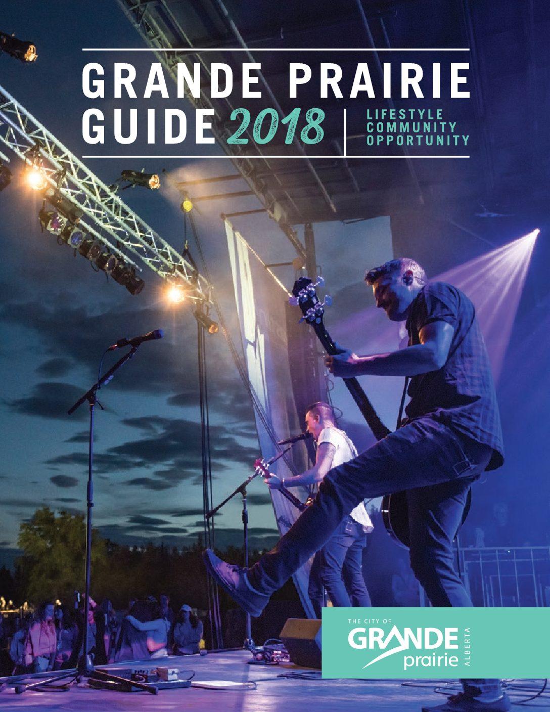 Grande Prairie Guide – 2018