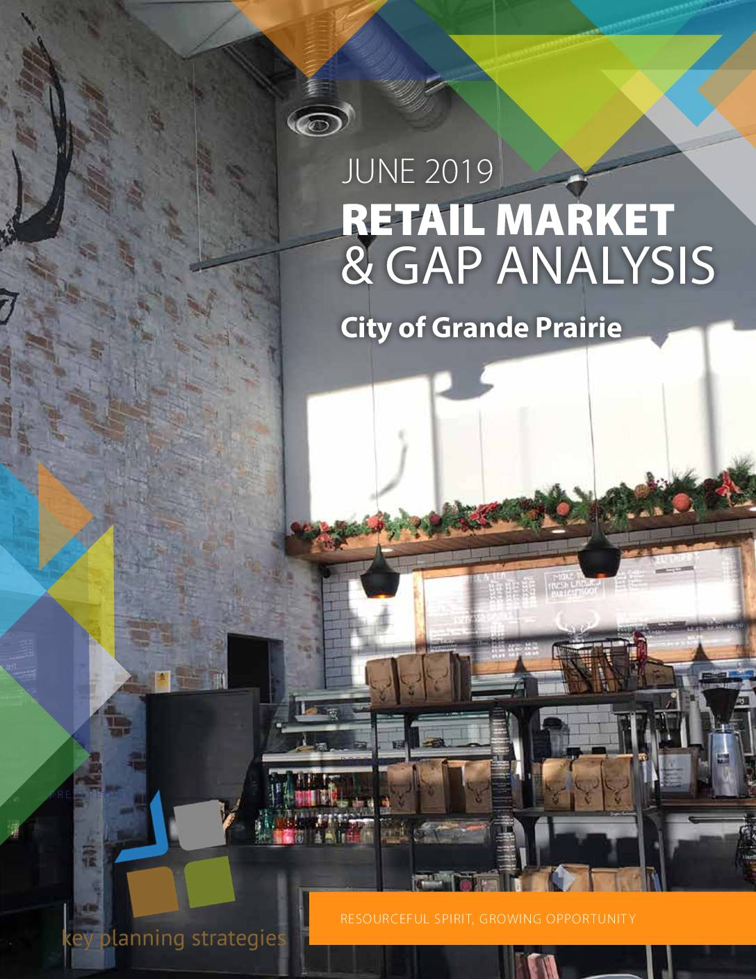Grande Prairie – Retail Gap Analysis 2019