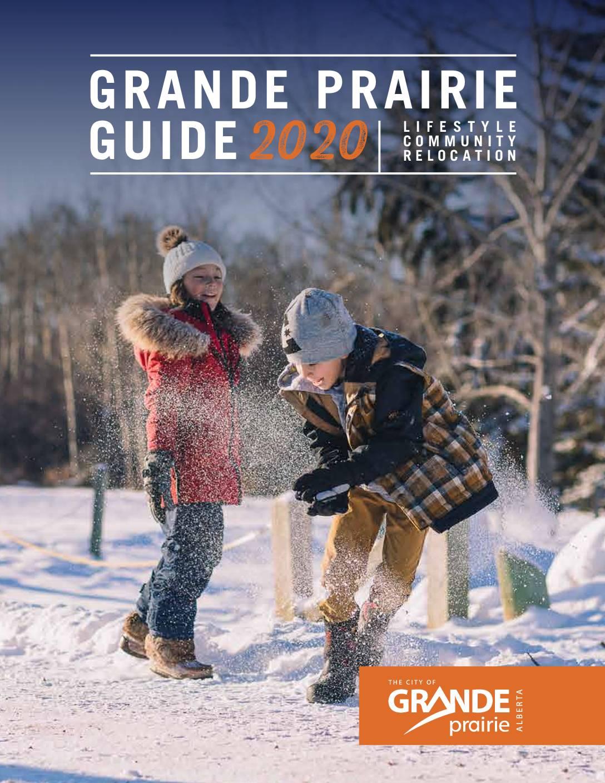 Grande Prairie Guide – 2020